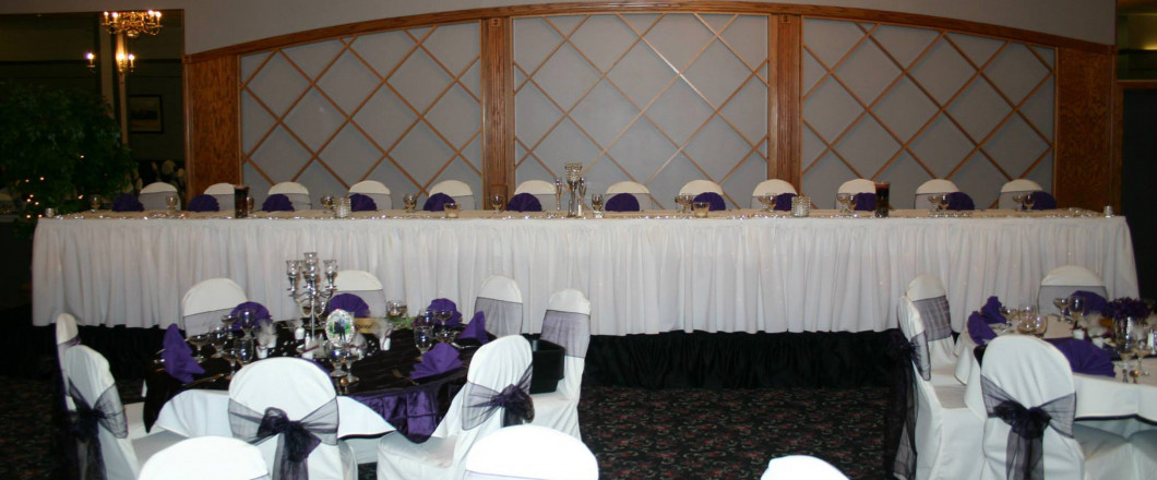 Banquet Hall & Catering Services All In One